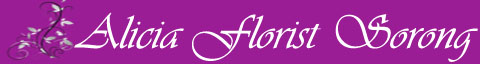 Alicia Florist Sorong